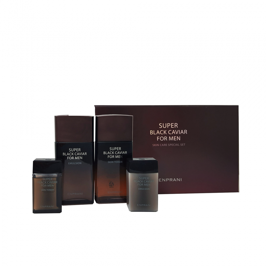 ENPRANI SUPER BLACK CAVIAR FOR MEN